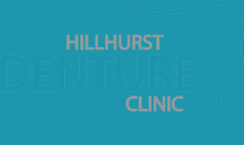Hillhurst Denture Clinic Calgary Logo Full