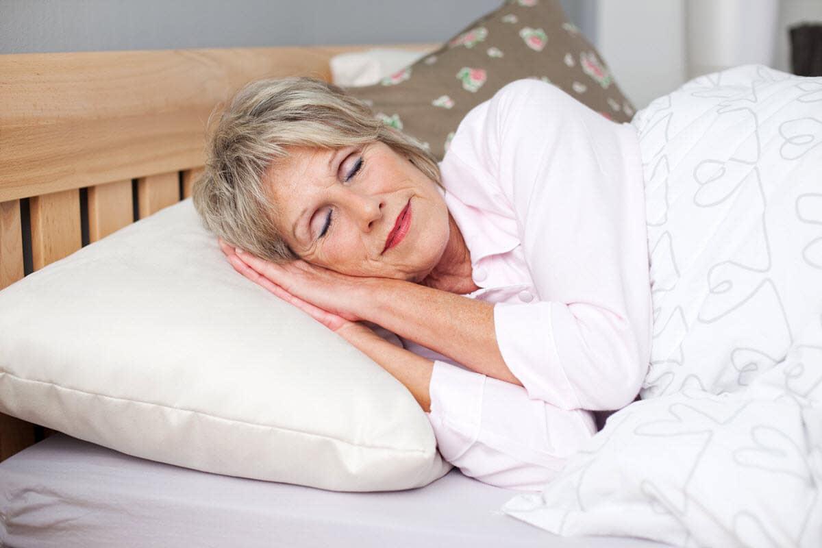 Sleeping With Denture
